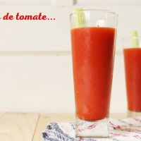 Jugo de Tomate, Apio y Vegetales: Delicioso y Refrescante