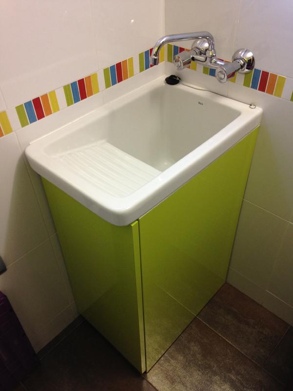 Pila de lavar para exterior best pila de lavar para for Pilas de lavar con mueble