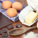 ingredients-for-baking-chocolate-brownies