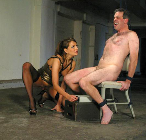 femdom led by cock