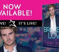 Release Blitz:  Broken Love – Jillian Dodd