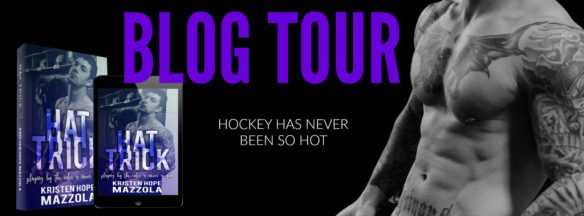 Blog Tour Review:  Hat Trick by Kristen Hope Mazzola