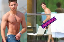 #TBT: Zac Efron Papped Naked [NSFW]