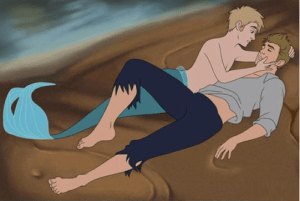 The Heartbreaking Gay Truth Behind 'The Little Mermaid'