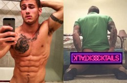 Bodybuilder Michael Hoffman Gets 'Straight' To His G-Spot [NSFW]