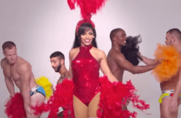 Shangela And Hot Muscle Boys Are So FISH In 'Uptown Funk' Spoof [Video]