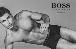 MAN CANDY: Male Models Are All Body For Hugo Boss