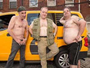 """Sexy"" Calendar Of NYC Taxi Drivers Will Make You Want To Take Public Transport Forever"