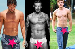 'The Most Important Celebrity Bulges' Is The Only Video You Need Right Now [NSFW-ish]