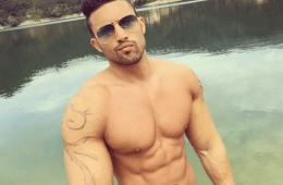 MAN CANDY: Instafamous Hunk Dani Pallos' Nudes Leak Online, Prepare to Drool [NSFW]