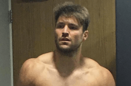 MAN CANDY: Mark Wright Reveals Seriously BEEFED Physique – OMG! SHUT UP!