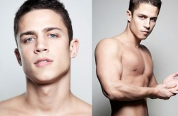 MAN CANDY: Cute Model Dominic Nel Is Young, Hung And – NAKED! [NSFW]