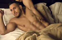 MAN CANDY: Stunning Green-Eyed Israeli Fitness Model Eyal Berkover Strips Off