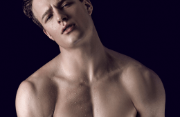 MAN CANDY: Model Elia Berthoud is Sultry, Smooth, & Seriously Sexy in Seductive Shoot