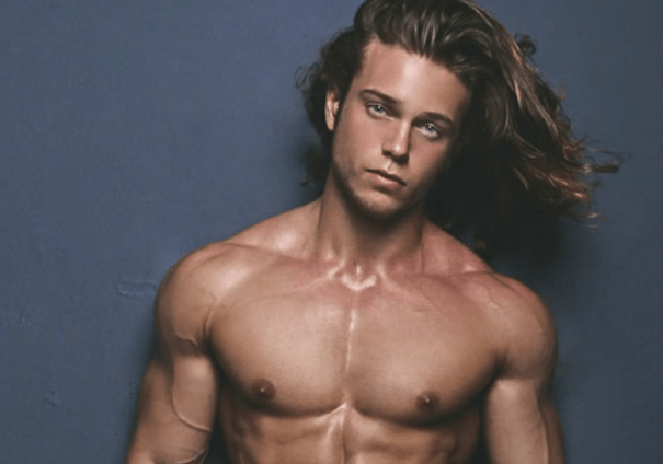 MAN CANDY: Cameron McElroy Heats up Summer with Scorching