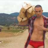 VIRAL: Hunky Andrew Christian Models get Raunchy on the Ranch [NSFW-ish]