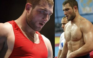 MAN CANDY: Meet Nicolai Ceban, the Olympic Wrestler You'll Want to be Pinned Down By