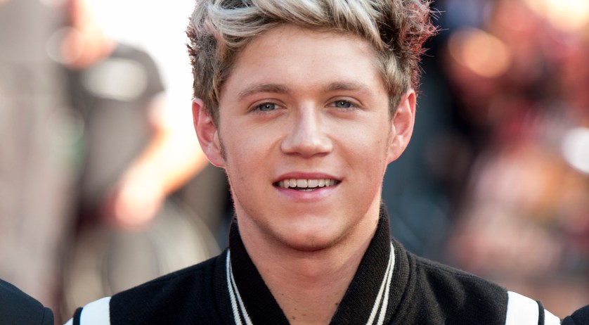 LONDON, ENGLAND - AUGUST 20: Niall Horan attends the World Premiere of 'One Direction: This Is Us' at Empire Leicester Square on August 20, 2013 in London, England. (Photo by Mark Cuthbert/UK Press via Getty Images)