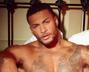 MAN CANDY: David McIntosh gets Banned from Instagram for THIS Pic [NSFW-ish]
