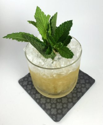 Stinger Cocktail