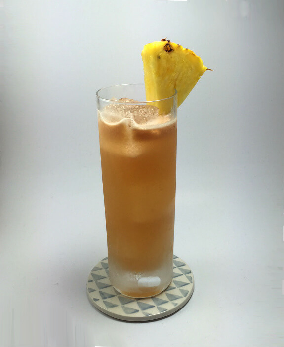 City of Gold Sling Cocktail