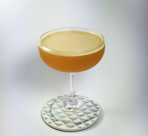 Frisco Club Cocktail