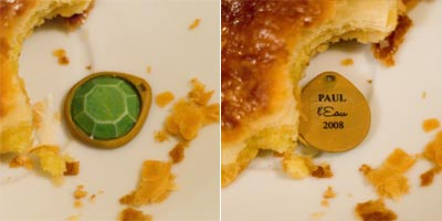 Coco&Me - Galette des Rois from PAUL