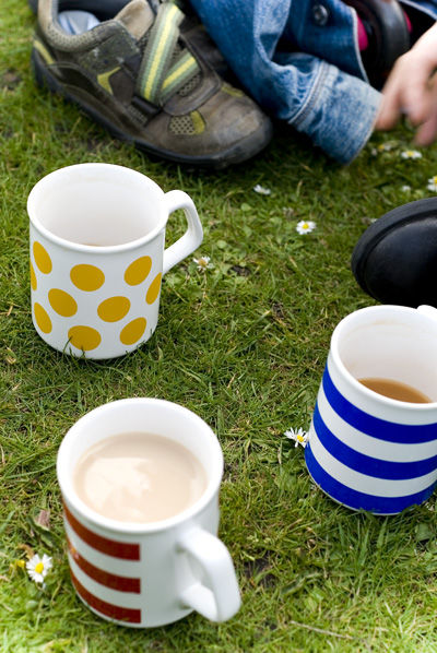 coffee mugs - lewes park - Coco&Me