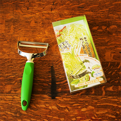 Japanese cabbage shredder kitchen tool / kitchenware - www.cocoandme.com