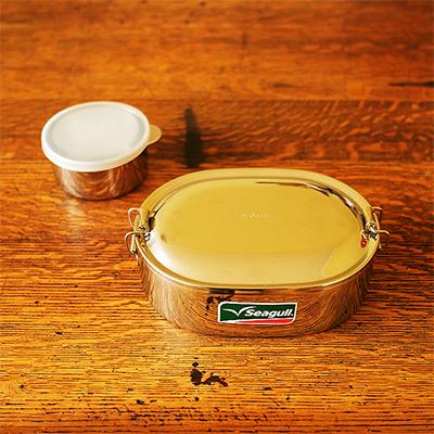 Seagull bento box / lunch box/ kitchenware - www.cocoandme.com