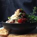 Quick 3-Ingredient Spaghetti & Meatballs