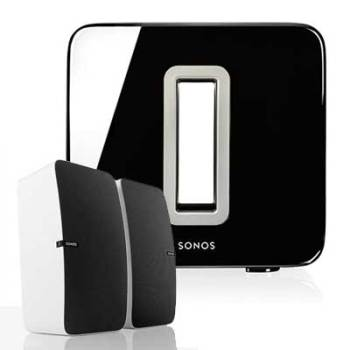 Sonos Sub and Play:5 Bundle