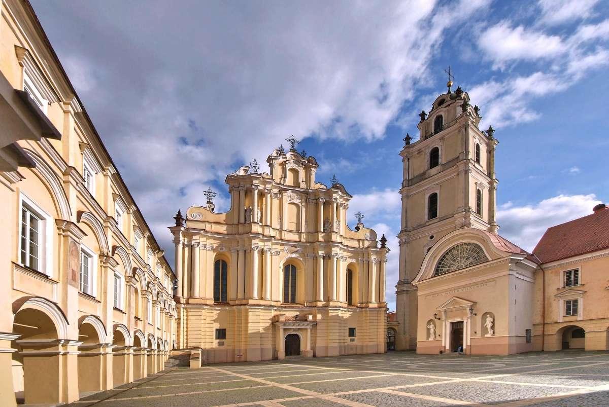 Vilnius University – A brief history