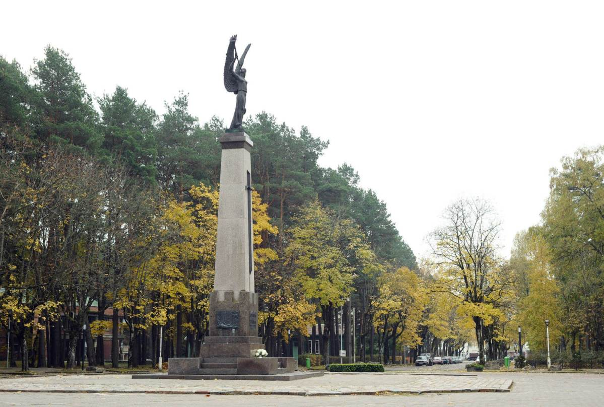 Alytus in Lithuania