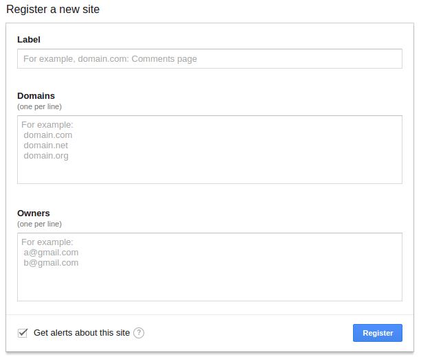 google-recaptcha-register-new-site-by-codexworld