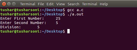 Create Your Own Header File in C Programming in Linux Ubuntu