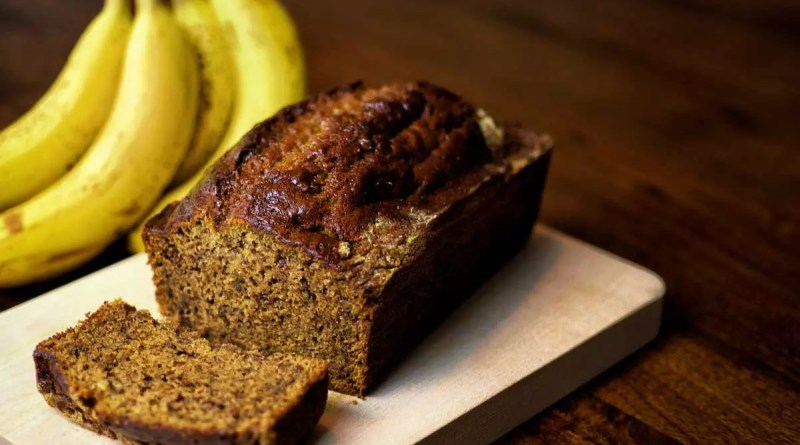 Banana Bread Recipe with Coconut Rum