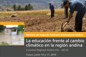 educacion frente al cambio climatico COEECI