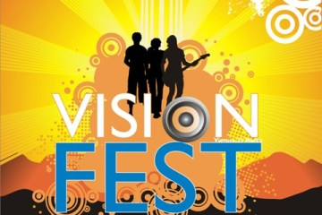 Logo Vision Fest  SM