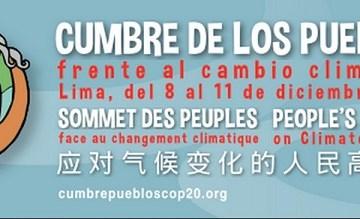 Cumbre de los pueblos Clima