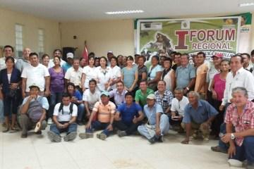 -Forum Regional de Agricultura Familiar y Seguridad Alimentaria