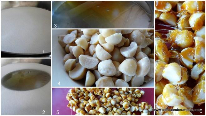 2011 08 0621 1024x576 Caramel Macadamia Cheesecake~Ottolenghi Challenge
