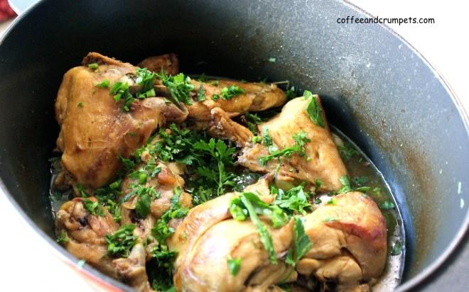 IMG 2625 1024x640 Chicken with 40 Cloves of Garlic