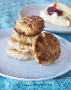 Apple and Onion Sausage