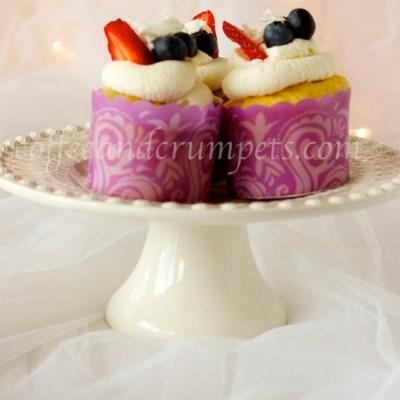 Berrymisu Cupcakes