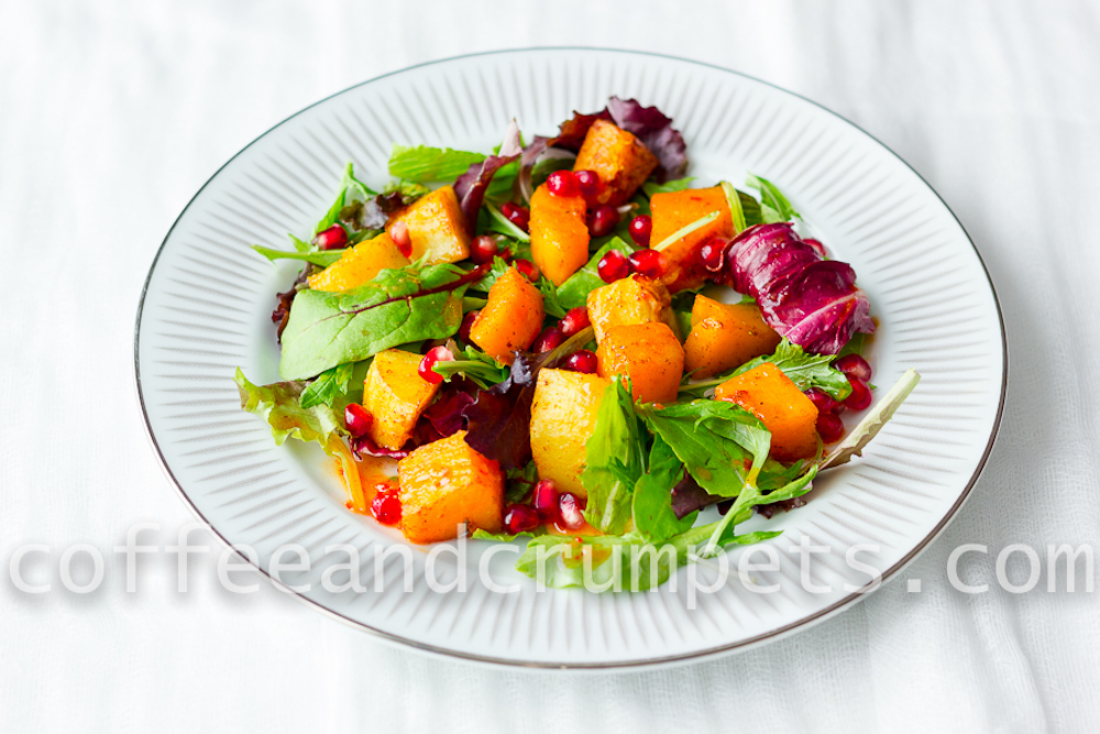 Butternut Squash and Sweet Potato Salad-1