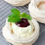 White Chocolate Mousse Meringues-8