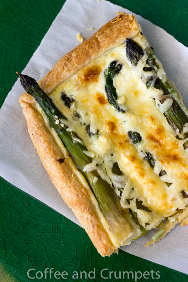 Asparagus and Emmentaler Tart-1