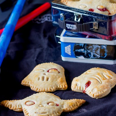 Star Wars Tartlets for Star Wars Day
