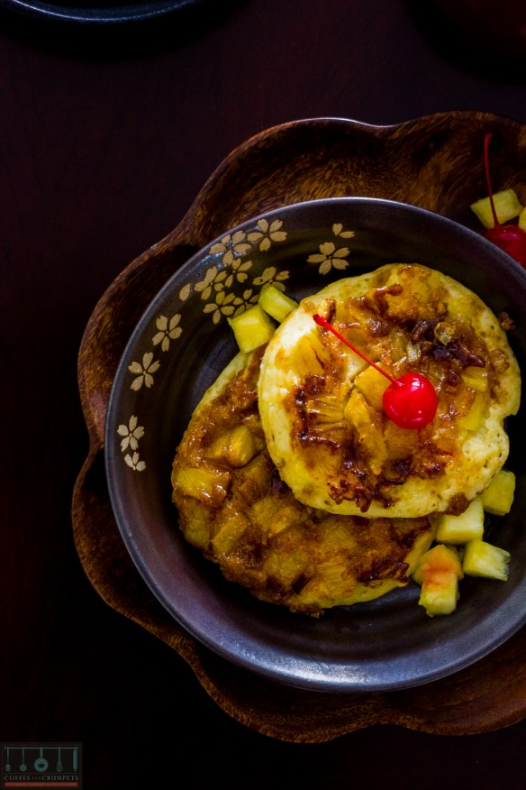 Pineapple Upside Down Pancakes-5